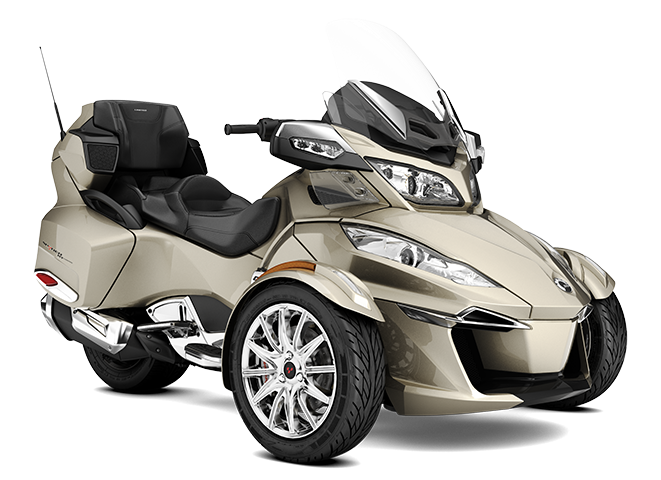 Can-Am Spyder RT Limited 2017