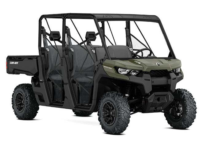 Can-Am Defender MAX 2019