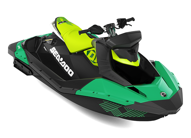 Sea-Doo SPARK TRIXX 2 UP 2021