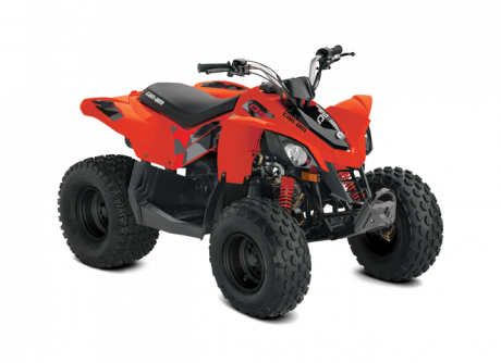 Can-Am DS 90 ROUGE-CAN-AM 2022